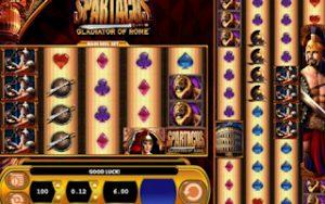 Speel Spartacus Online